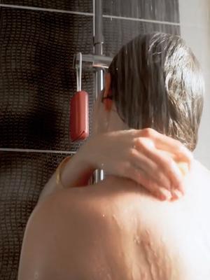 Exemple d'utilisation suspendu à la douche